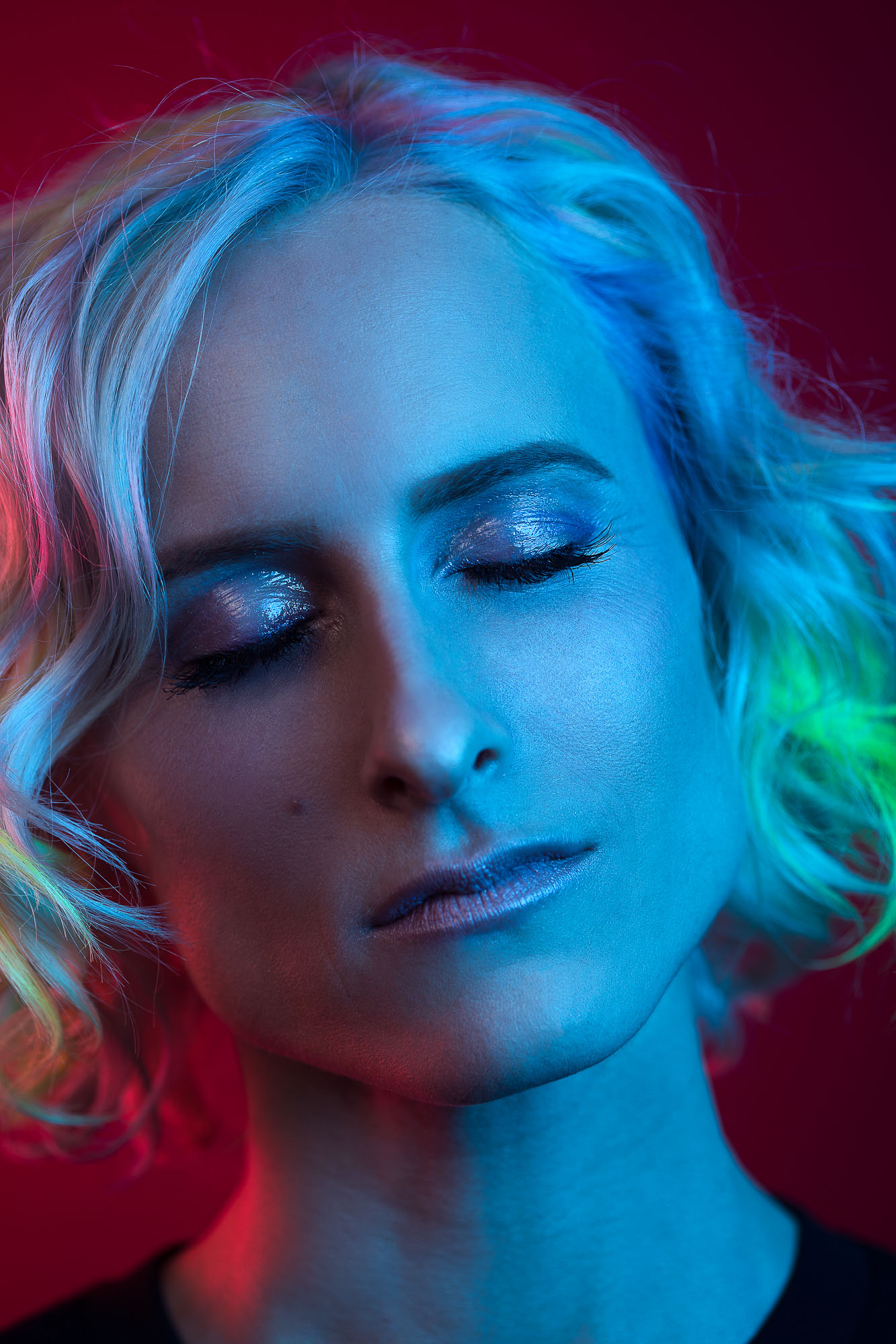 Makeup Artist Marissa Freeman
